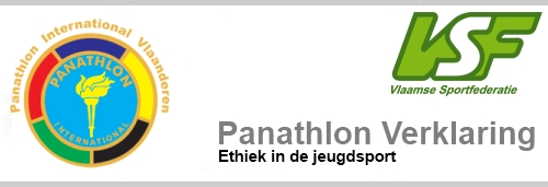 Slagveld tekent de Panathlon verklaring