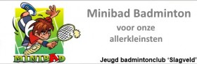 Minibad badminton 2014